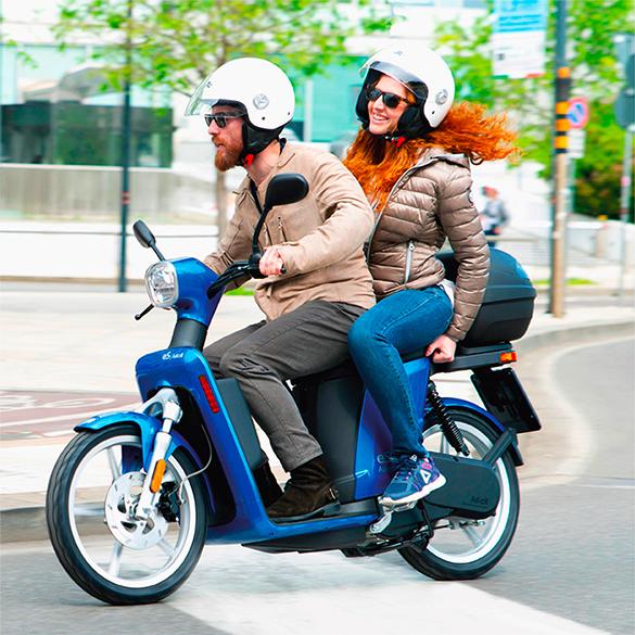 Perchè uno scooter elettrico?